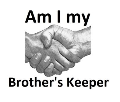 Am I My Brother's Keeper Title Picture