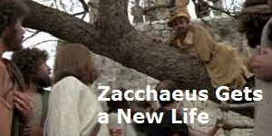 Zacchaeus Gets a New Life